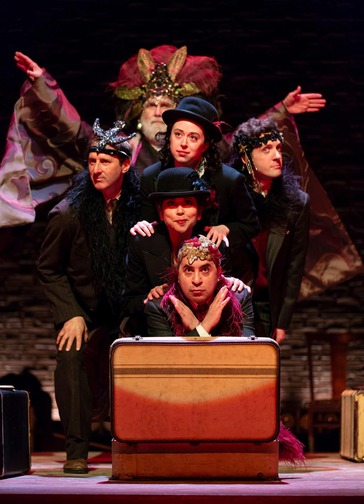 A Powerful Look at an 'Indecent' Play at the Ahmanson
