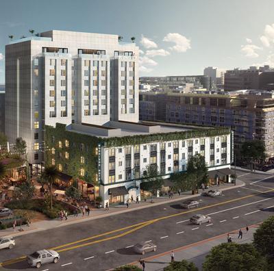 Big Plans for Morrison Hotel
