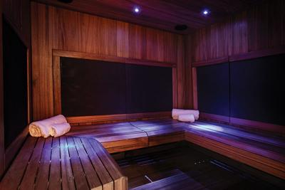 HotBox Infrared Sauna Studio Offers Stress Relief, Detoxification and More