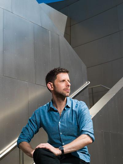 Yuval Sharon Brings A Globe-Trotting Opera to Disney Hall
