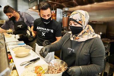 Chef Mahmoud Bisher
