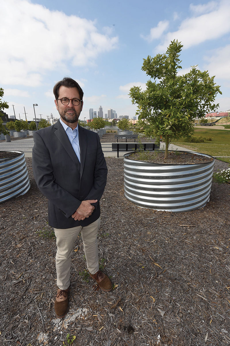 Downtown's New Powerful Park