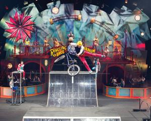 The Circus Returns, Matilda Departs and International Dance Is in Downtown