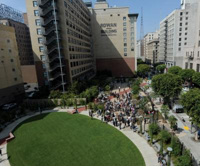 Spring Street Park Opens Amid Dog Debate and Funding Concerns