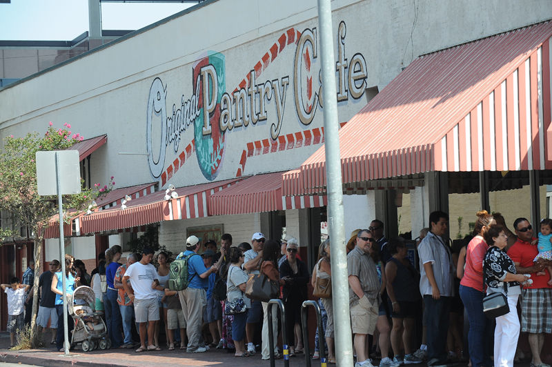 Pantry Café Wants Your Waiting In Line Story