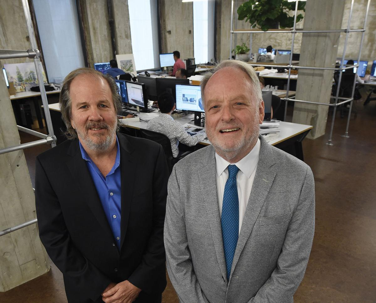 Architecture Firm Jerde partnership Trades Venice Beach for Downtown
