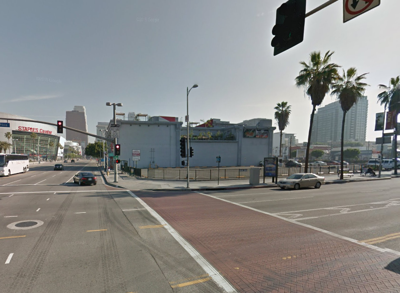 Hotel Plans At Figueroa and Pico Moving Forward