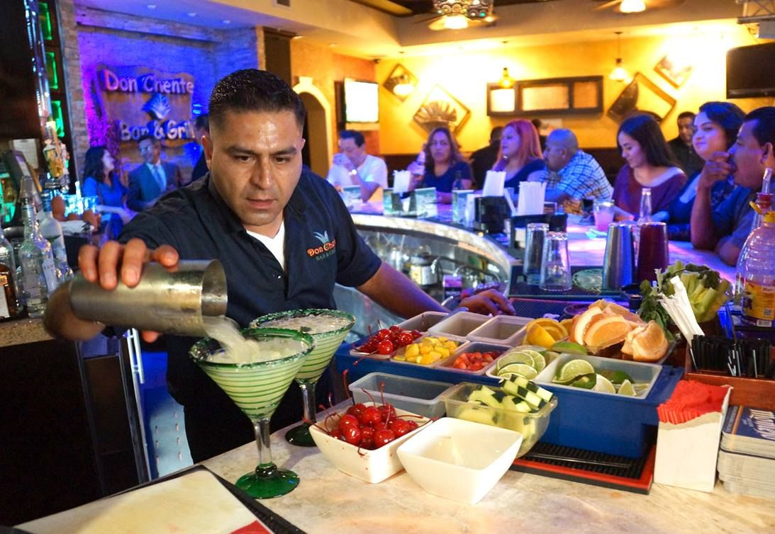 Don Chente Bar Grill Opening Across Staples Center