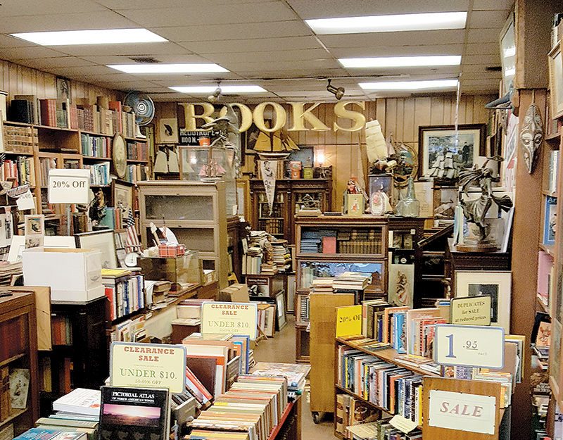 Saying Goodbye to Caravan Book Store After 64 Years