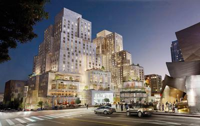 Grand Avenue Project to Finally Break Ground