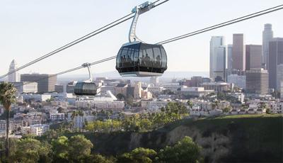 Can the Dodger Stadium Gondola Really Fly?