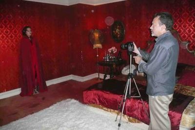 Craig Owens Valentino Suite at Hotel Alexandria