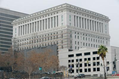 Hall of Justice to Open Oct. 8