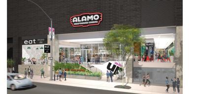 Alamo Drafthouse to Open Next Month