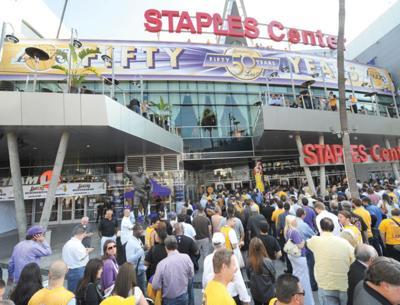 Staples Center Finishes $20 Million Renovation