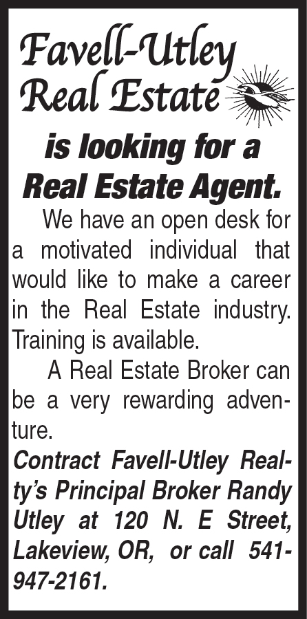 Favell-Utley Agent for Hire