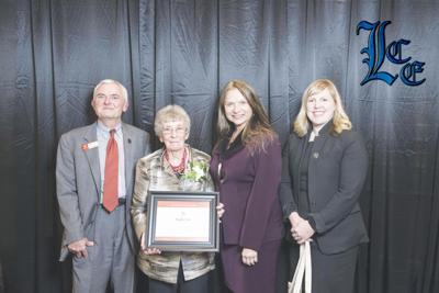 Kerr inducted into the Oregon 4-H Hall of Fame