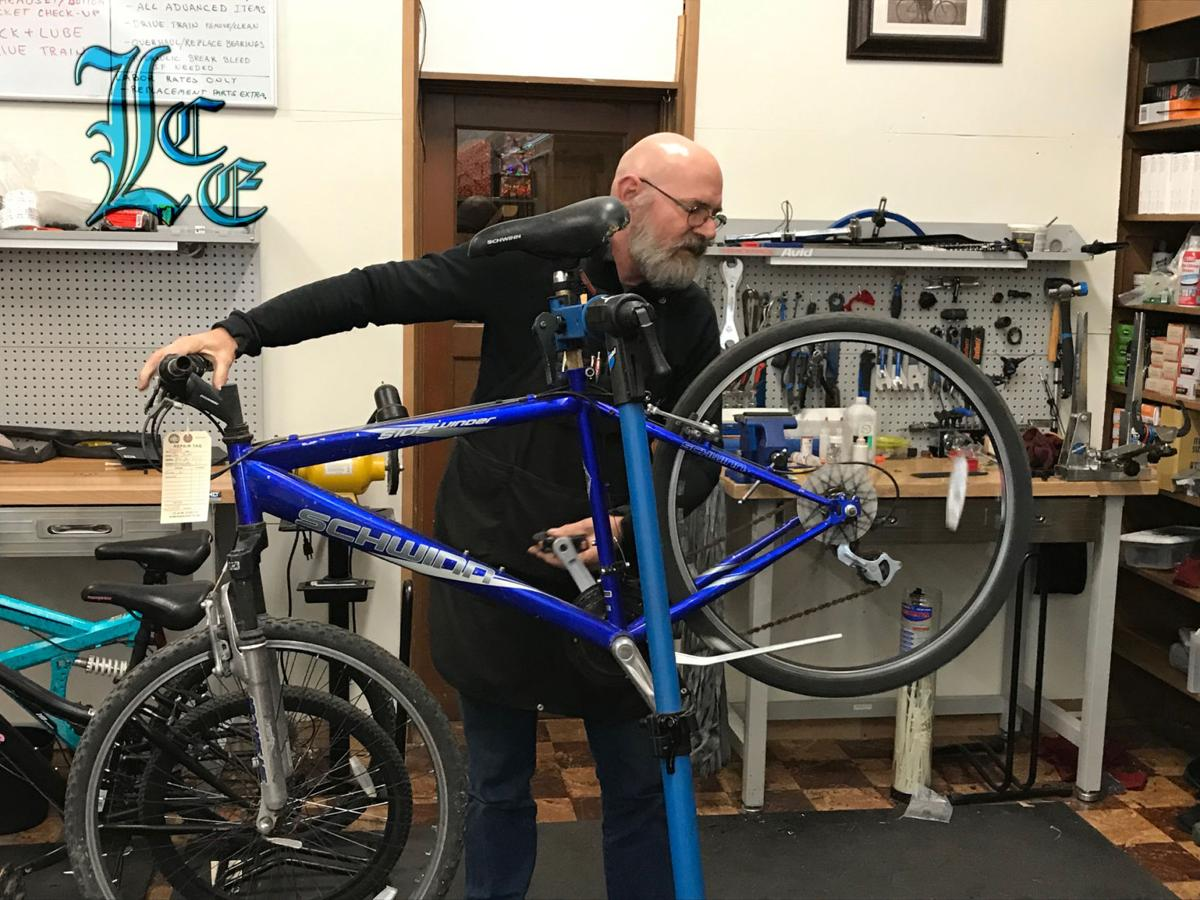 Tall Town Bike & Camp in new location