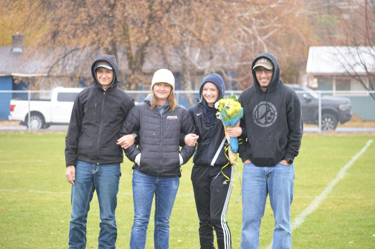 LHS girls soccer lose wet, cold game