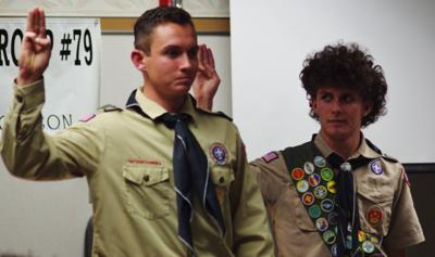 11-13 Eagle Scout
