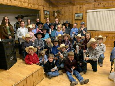 11-20-19 Paisley youth rodeo competitors