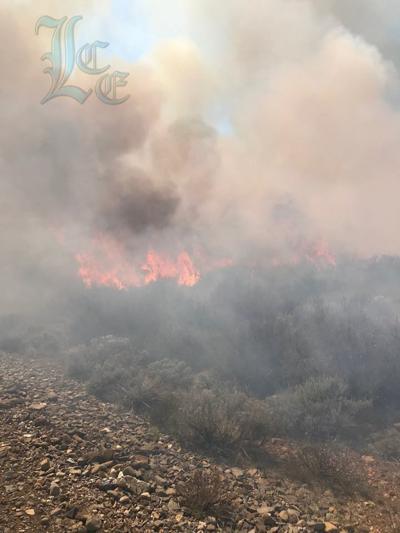 Flynn Fire near Adel reaches full containment