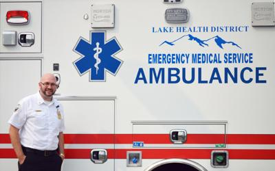 New LHD EMS Director takes helm