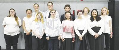 Lakeview students at Music in May