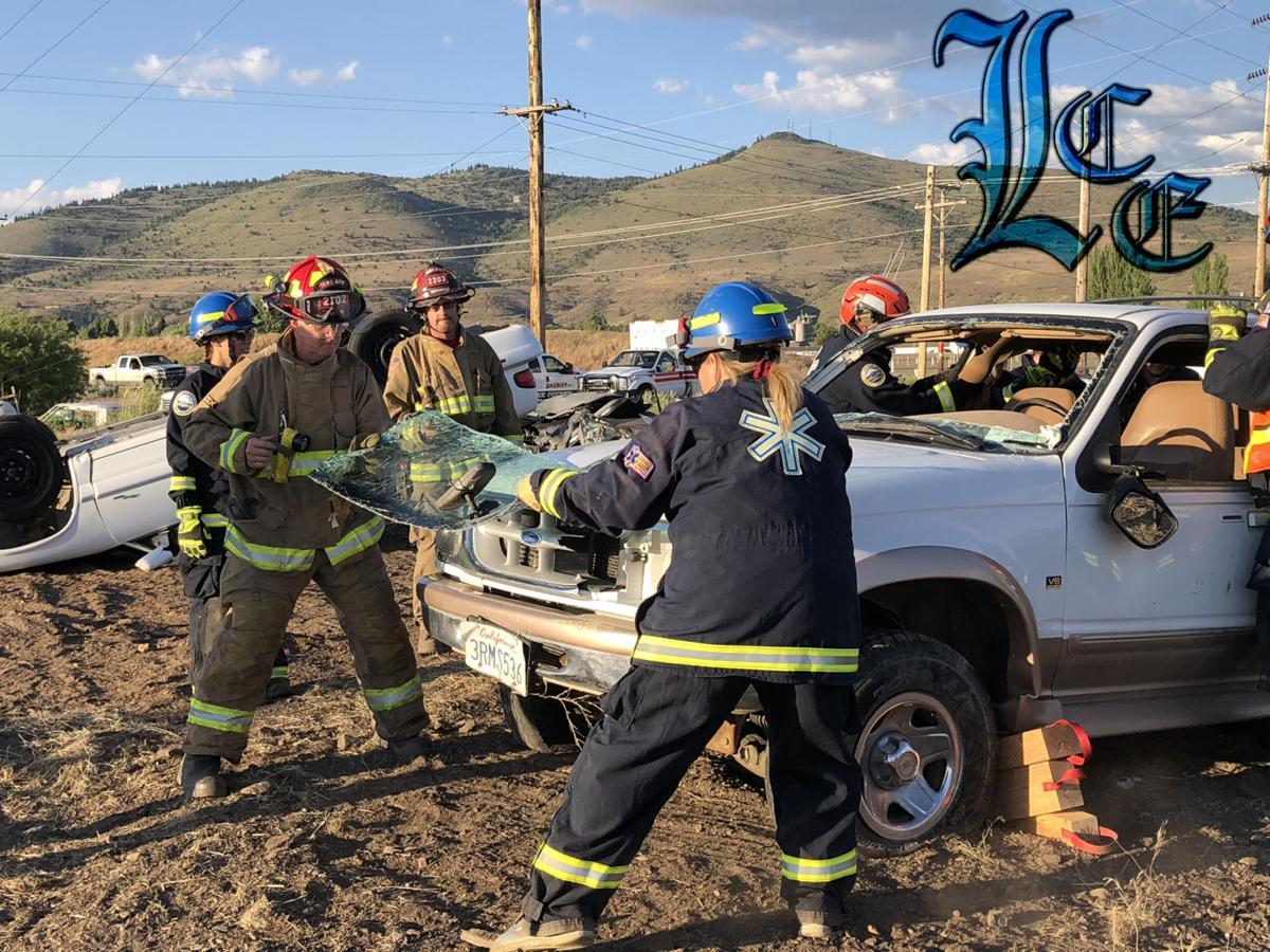 Disaster Unit participates in extrication training
