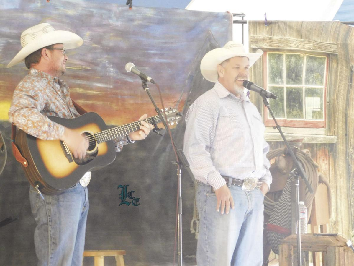 Paisley's Cowboy Poetry a huge hit