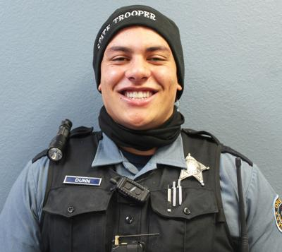 Newest OSP trooper is a familiar face