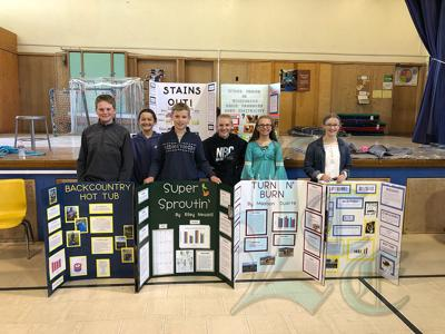 Science fair showcases talent