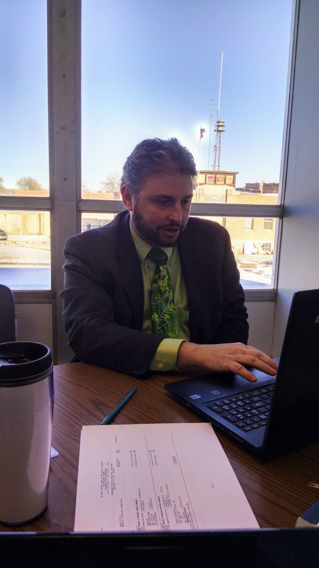 Martin faces challenger in DA race