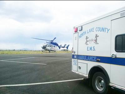 North Lake EMS
