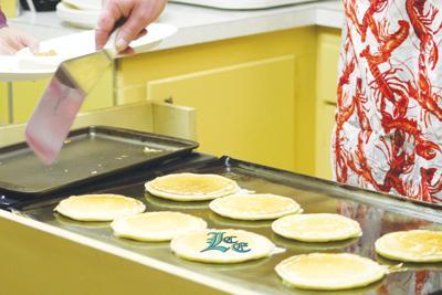 Pancakes for Shrove Thursday
