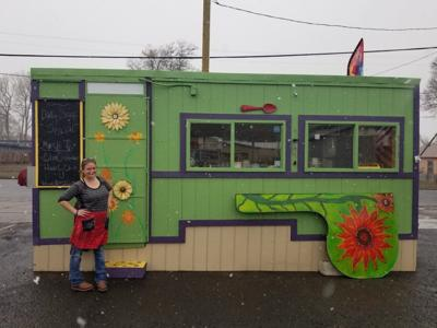McKelvey takes over food truck; Elks food contract