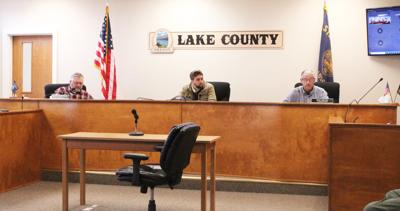 Commissioners two week freeze