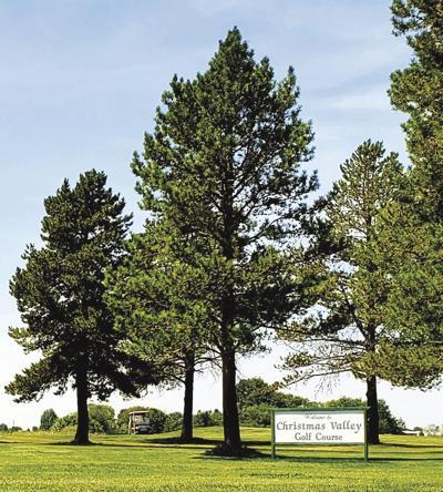 CV golf tournament