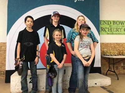 S3DA archery team competes against other teams