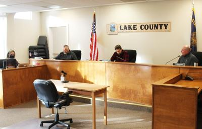 Commissioners appoint chair, discuss liaison appointments