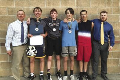 Ludwig earns state champion title in wrestling