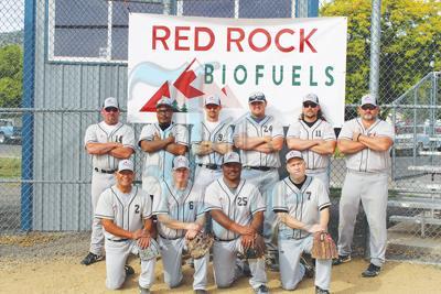 Red Rock Biofuels baseball team