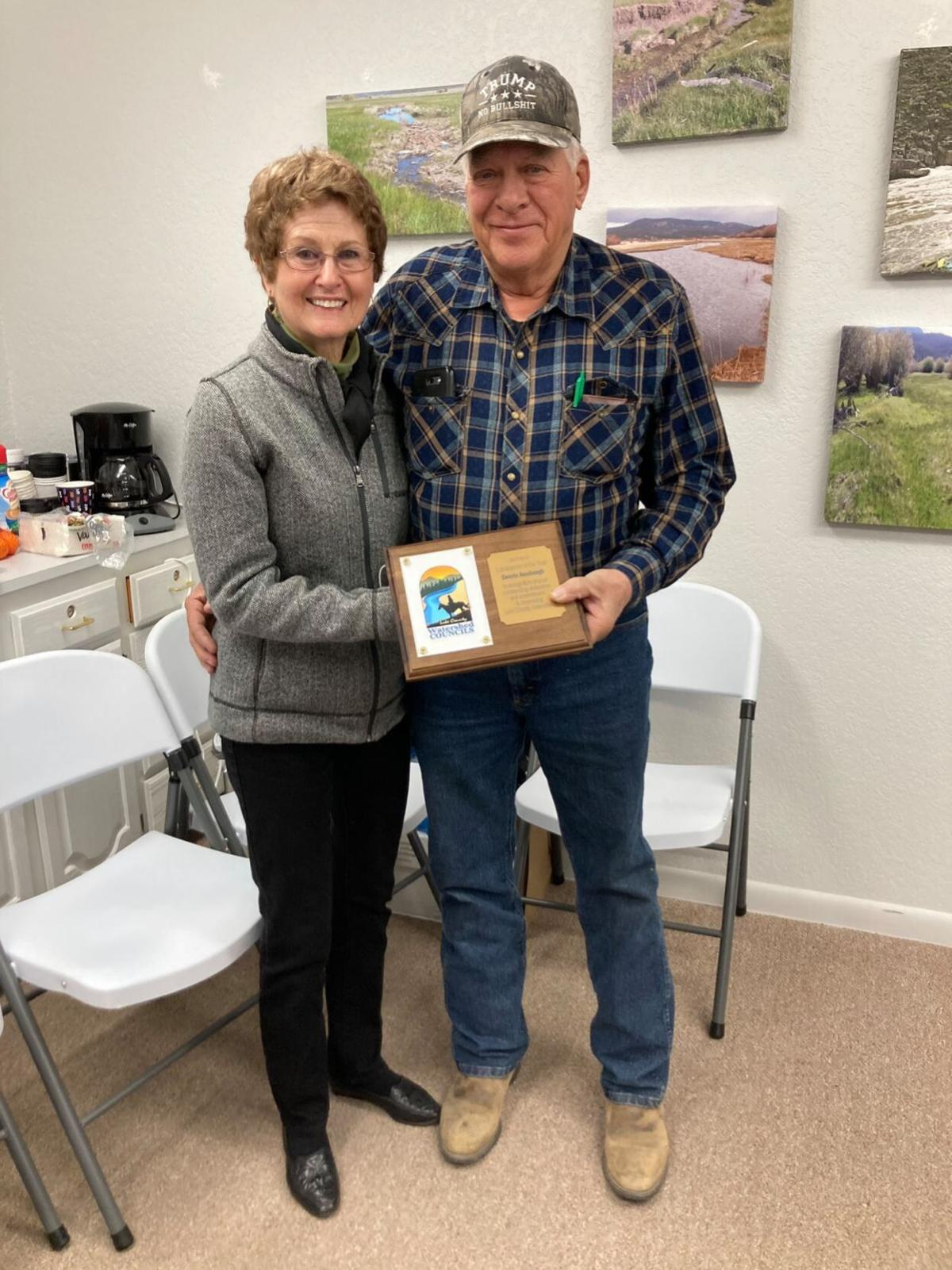 Watershed Council awards Cooperator of the Year