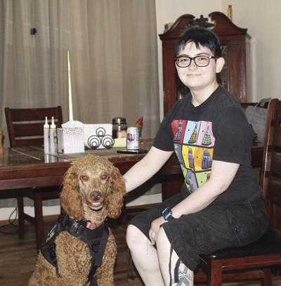 Fundraiser for new service dog