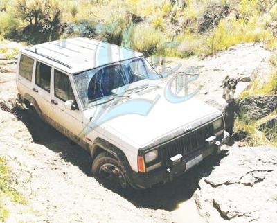 Randolph's Jeep