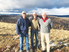 Walden's mountain top experience sheds light