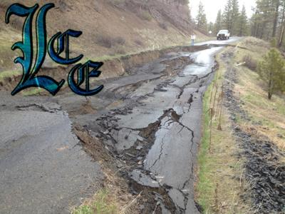 Severe damage results in extension of Dog Lake Road closure