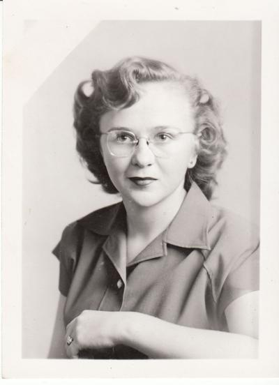 Evelyn Louise Goff