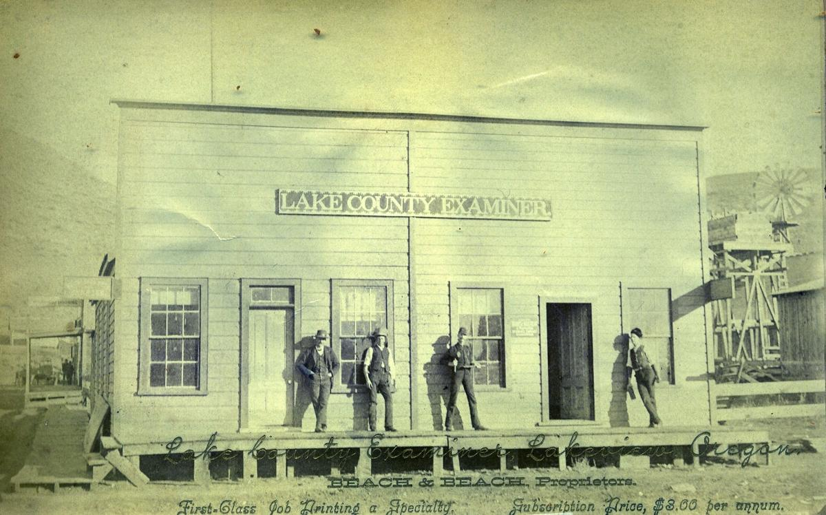 Lake County Examiner 1888