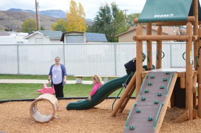 Head Start new playground
